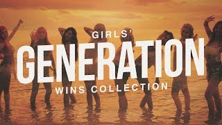GIRLS' GENERATION: WINS COLLECTION #GIRLS6ENERAT10N
