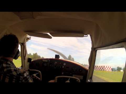 Takeoff and Landing at Thun Field (PLU)