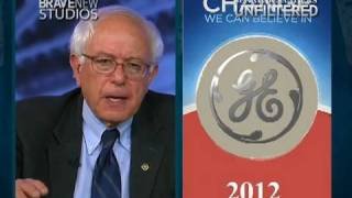 Senator Sanders Unfiltered: Us Congress Bought & Paid for?