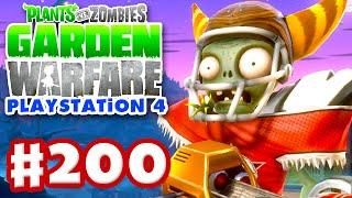 Plants Vs. Zombies: Garden Warfare Gameplay Walkthrough