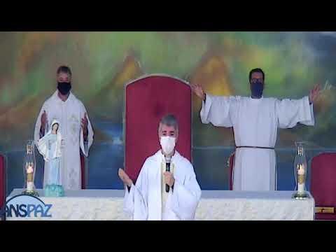 Santa Missa por Cura e Libertação | 02.05.2021 | Domingo | Padre Robson Antônio | ANSPAZ
