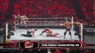 Rey Mysterio Sin Cara And Sheamus Vs Chris Jericho Dolph