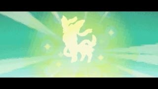 Pokemon X And Pokemon Y Eevee's New Evolution
