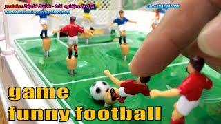 funny Soccer - Đồ chơi Đá Banh mới với cách chơi mới vô cùng độc đáo - table football new