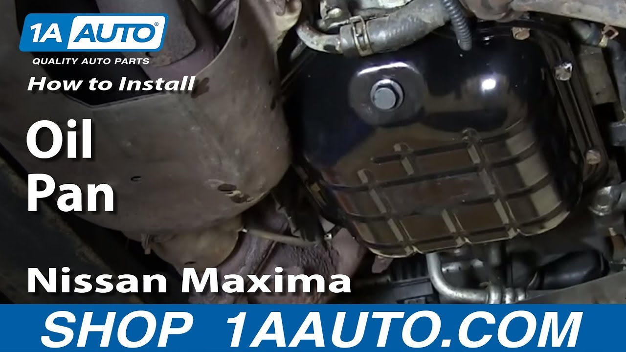 2004 Nissan Altima Oil Pan