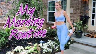 Morning Routine: Summer Edition | Chloe Lukasiak
