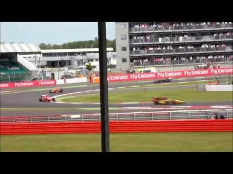 grand prix f1 grande bretagne silverstone la course gp 2 tribune luffield