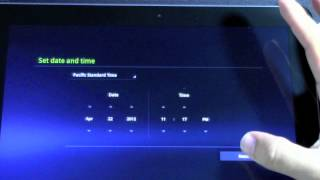 How To Setup Your Android Tablet (Part 1)