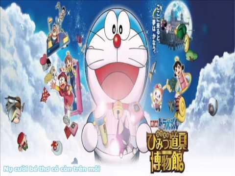 [ Doraemon] Nobita và cuộc đại chiến ở sứ sở người cá ( HTV3 - Opening ost )