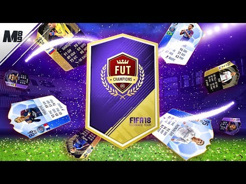 DID NOT EXPECT THAT! | FUT CHAMPIONS REWARDS | FIFA 18 ULTIMATE TEAM