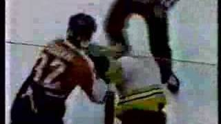 Dave Brown Fight Video