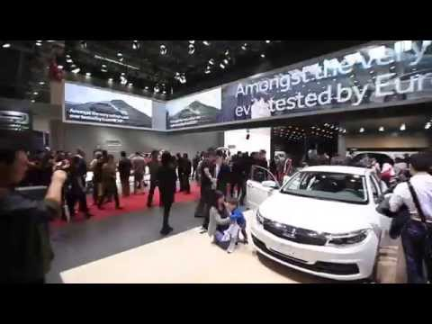 QOROS at the 13th Beijing International Auto Show
