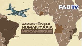 Veja a edição do FAB TV que mostra como foi o transporte de mais de 20 toneladas de suprimentos e equipamentos, além de 40 militares da Força Nacional e do Corpo de Bombeiros de Minas Gerais para Moçambique, país africano devastado pelo Ciclone Idai.