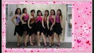 2013 Cha Cha Line Dance (27/1/2013) By Jaszmine Tan