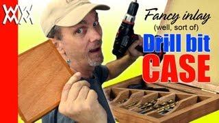 Make A Drill Bit Storage Case. Organize Your Wood Shop
