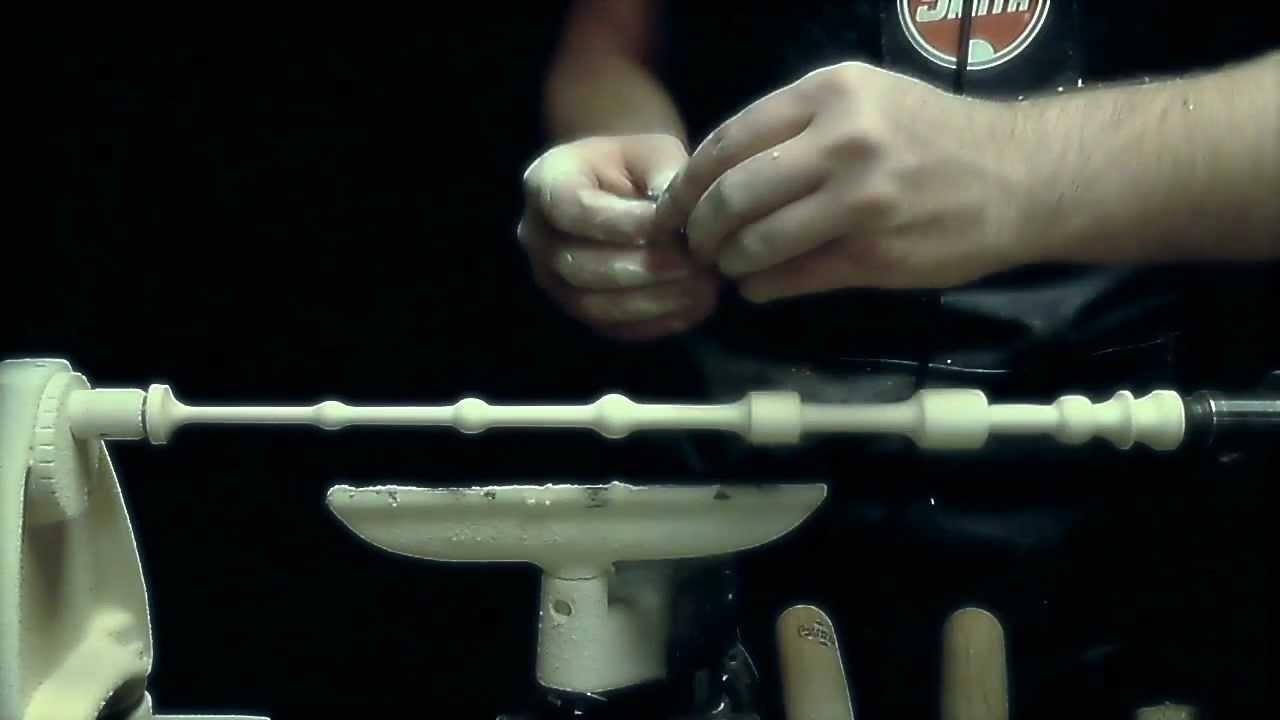 Making the elder wand youtube for Elder wand made of