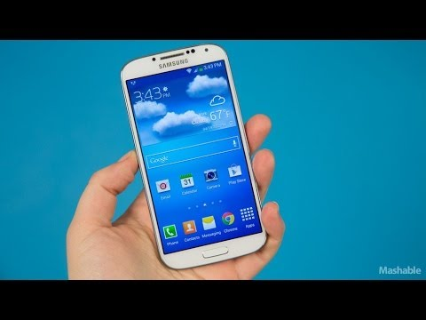 Samsung Galaxy S5: Unboxing