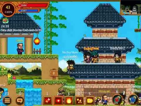 Tỷ thí Ninja School Online