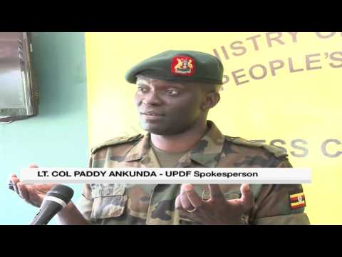 UN will not pay for crashed UPDF helicopters