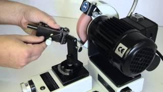 kaindl bohrerschleifmaschine bsm 20 1 3 vea mas videos. Black Bedroom Furniture Sets. Home Design Ideas