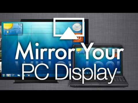 How to mirror your pc or mac screen to apple tv using for Mirror laptop to tv