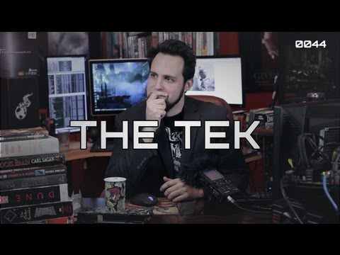The Tek 0044: Anonymous vs the US Government