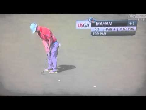 Hunter Mahan clothing disaster