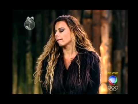 A fazenda 5 - Roça Viviane Araújo x Lui - Eliminação Lui HD