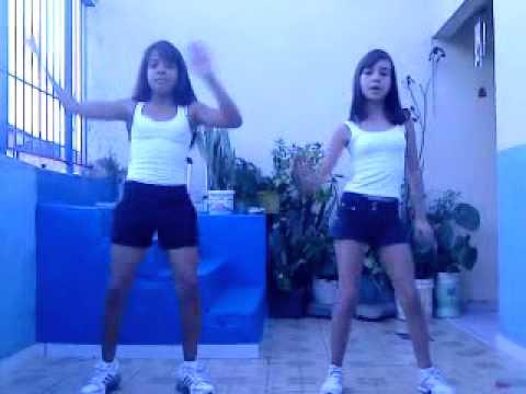 As Meninas Dançando Novamente (VÍDEO ERRADO)