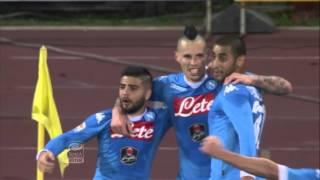 Napoli-Torino  2-1 -18a Giornata Serie A TIM 15/16 - Sintesi