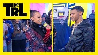 "A Boogie Wit Da Hoodie & Serayah Play ""Shooting Stars""   Weekdays at 3:30pm   #TRL"