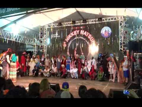 Concurso de Cosplay - 9º Nikkei Matsuri - 30/03/2014 - Parte 3