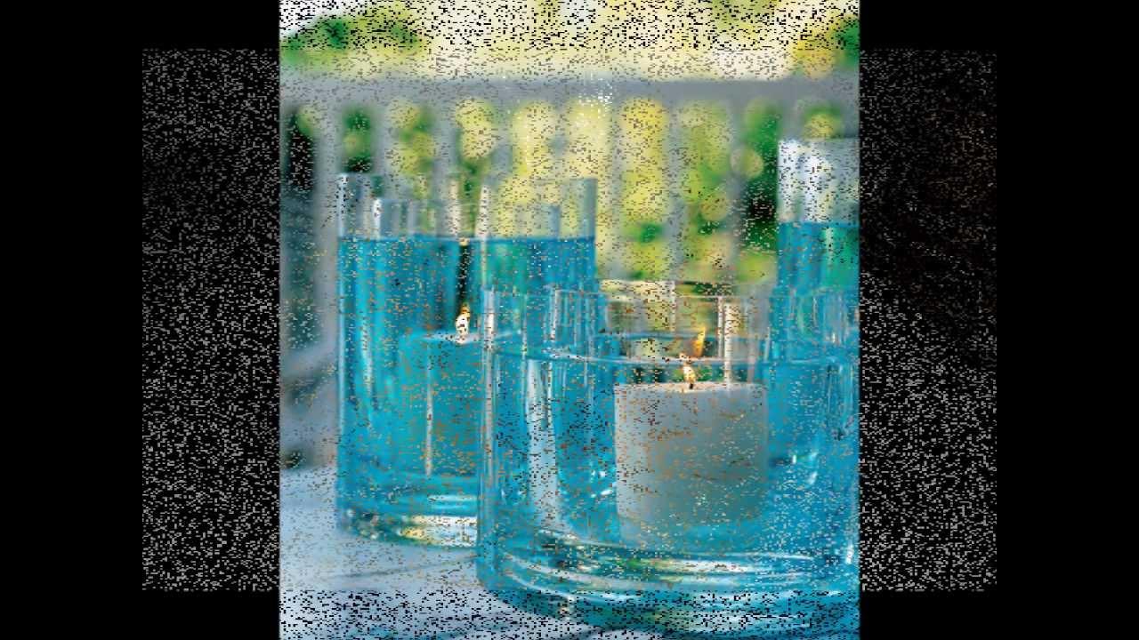 Centros de mesas con velas para bautismos youtube - Centros de mesa con velas ...