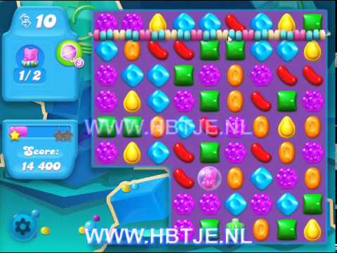 Candy Crush Soda Saga level 52