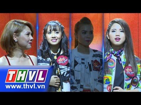 THVL | Ca sĩ giấu mặt - Tập 15: Ca sĩ Thanh Thảo | Vòng 3 - Tình yêu của tôi