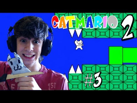 LA RABBIA NON HA FINE!! - Cat Mario 2 - #3