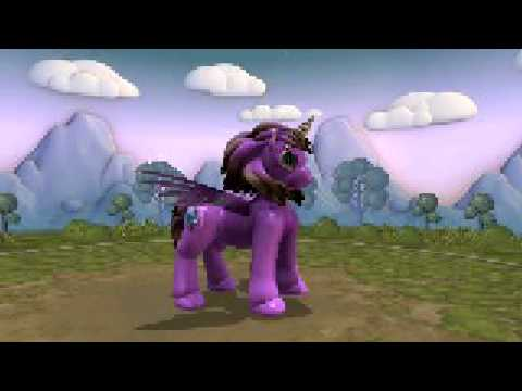Spore Creature Creator My Little Pony Covered In Bees
