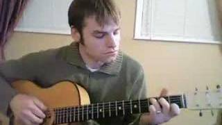 Mario 1 Theme, Fingerstyle Guitar (with Tab)