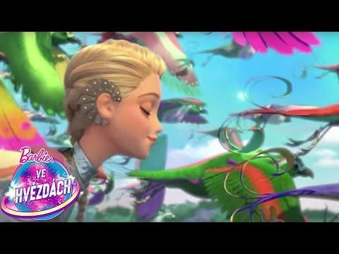 Barbie vo hviezdach - trailer na rozprávku