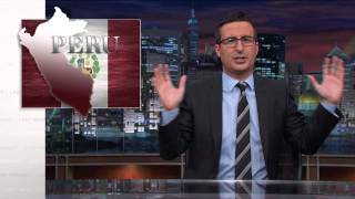 John Oliver: Only America can take on ISIS