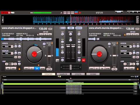 Virtual dj para gentes de discoteca parte 1/4