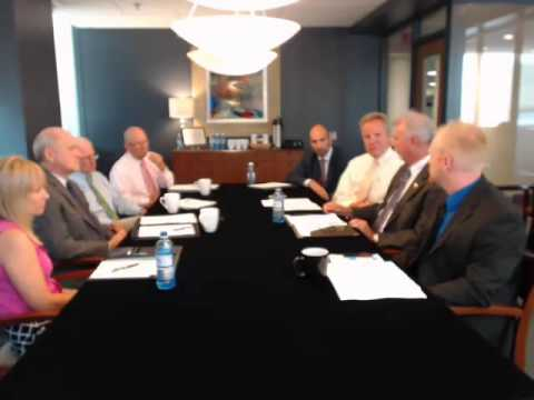 Executive roundtable: Making place in Central Pa.