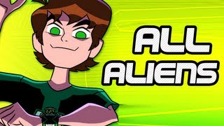 Ben 10: Omniverse DS/3DS All Aliens Unlocked