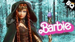 Faraway Forest Elf Barbie Collector Gold Label 2014