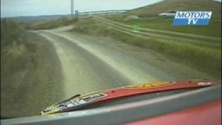 Vid�o Frayeur pour Hirvonen et Solberg WRC Rallye Nouvelle-Z�lande 2010 par Motors TV (5572 vues)