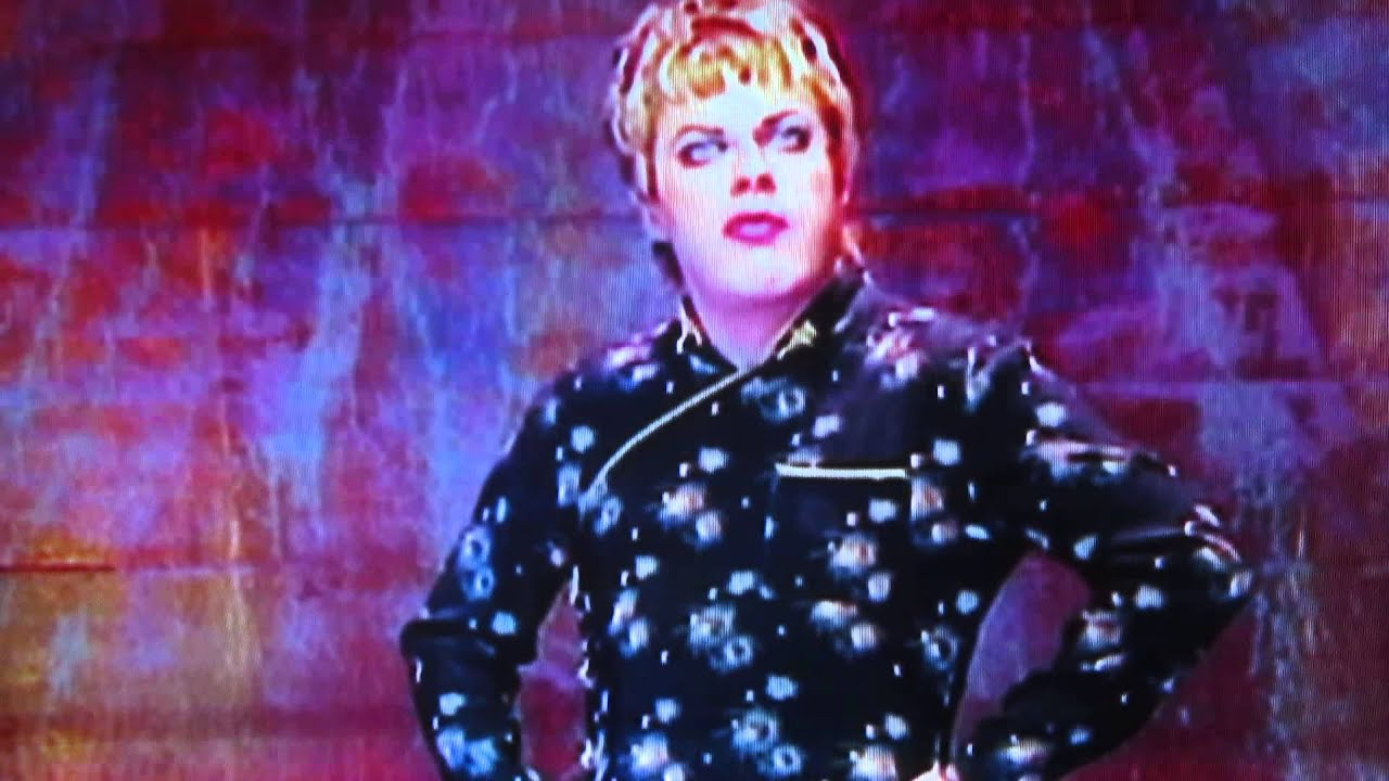 Eddie Izzard Cats And Dogs Show