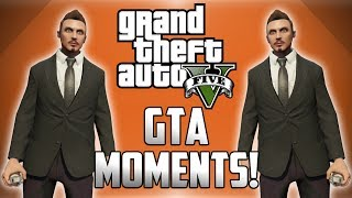 GTA Online Funny Moments! - Epic Sliding Glitch, Timing Win, MAZE MANHUNT: The Sequel and More!