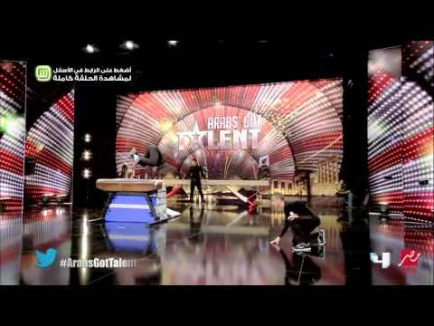 Arabs Got Talent - تجارب الأداء - Top Runners