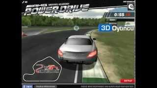 3D Mercedes AMG 3D Araba Oyunları