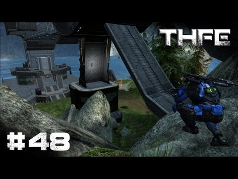 "Halo: Reach Forge Maps - ""Halo: War"""